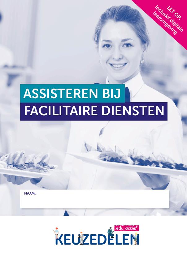 Afbeelding van Keuzedeel Assisteren bij Facilitaire Diensten | combipakket