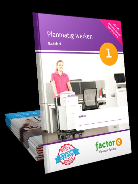 Afbeelding van Factor-E Dienstverlening basisdeel niveau 2 | combipakket