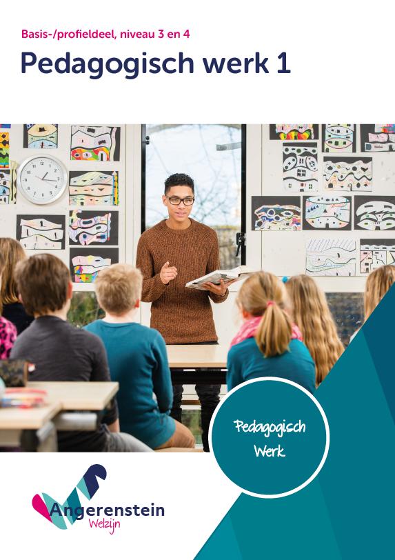 Afbeelding van Pedagogisch werk 1 | combipakket