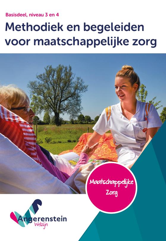 Afbeelding van Methodiek en begeleiden voor maatschappelijke zorg | combipakket