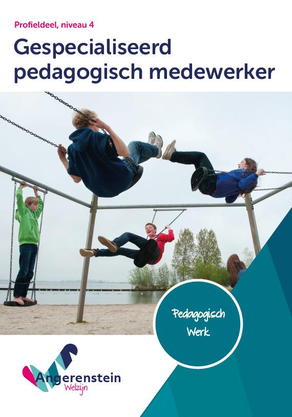 Afbeelding van Gespecialiseerd pedagogisch medewerker | combipakket