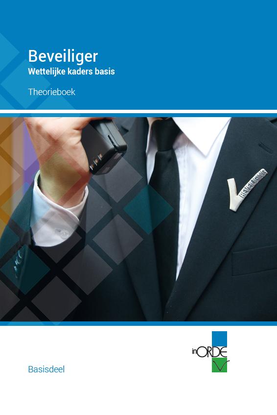 Afbeelding van Beveiliger | theorieboeken + digitale licentie 24 maanden | combipakket