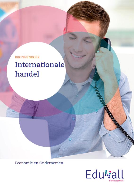Afbeelding van Bronnenboek Internationale handel