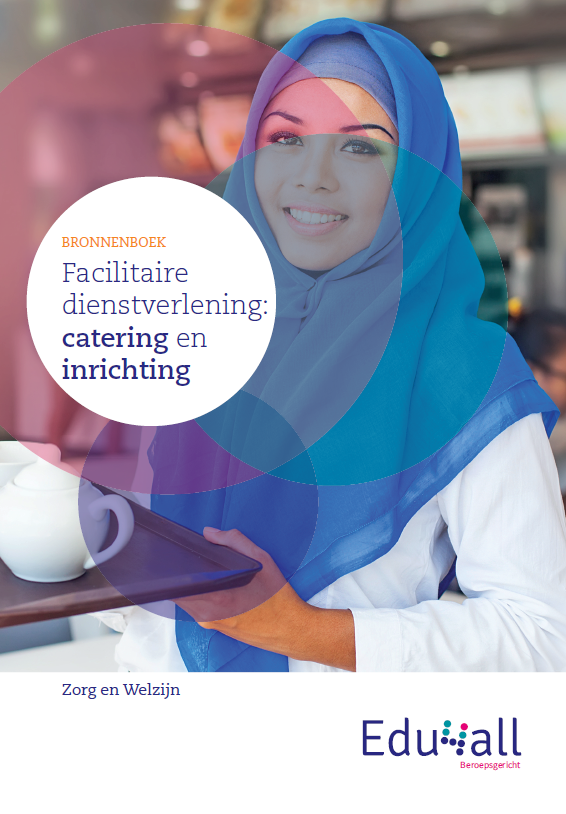 Afbeelding van Bronnenboek Facilitaire dienstverlening: catering en inrichting