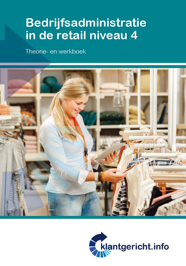 Afbeelding van Bedrijfsadministratie in de retail niveau 4
