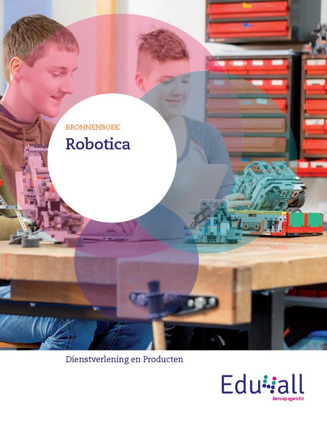Afbeelding van Bronnenboek Robotica