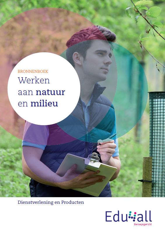 Afbeelding van Bronnenboek Werken aan natuur en milieu