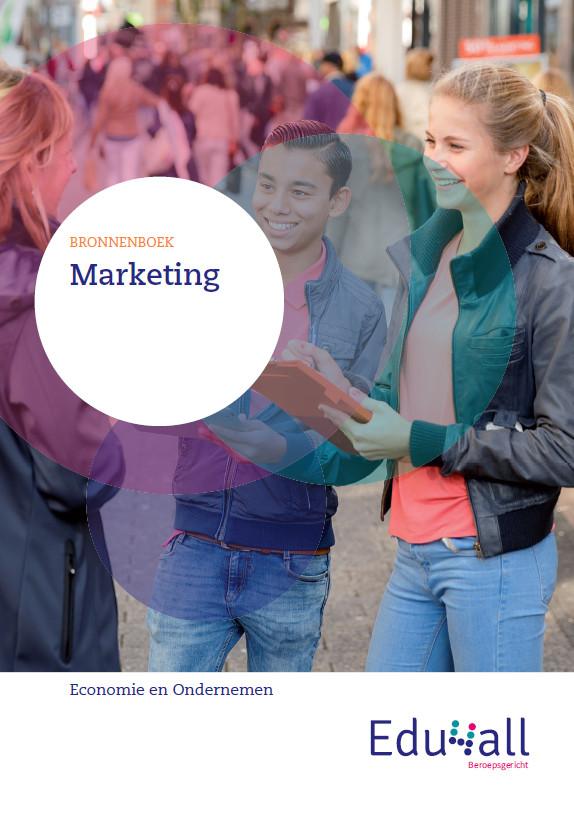 Afbeelding van Bronnenboek Marketing