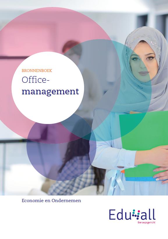 Afbeelding van Bronnenboek Officemanagement