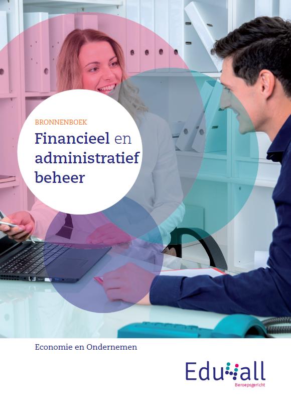 Afbeelding van Bronnenboek Financieel en administratief beheer