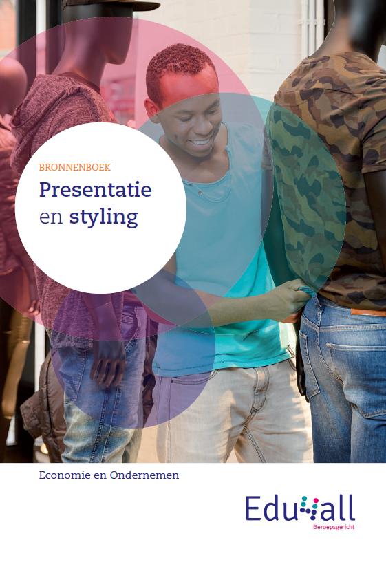 Afbeelding van Bronnenboek Presentatie en styling