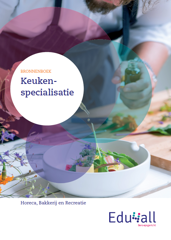 Afbeelding van Bronnenboek Keukenspecialisatie