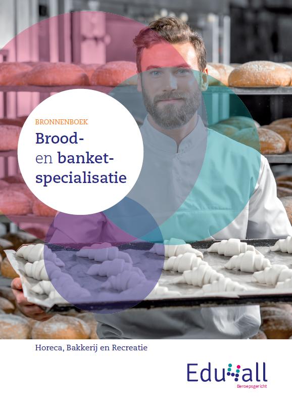 Afbeelding van Bronnenboek Brood- en banketspecialisatie