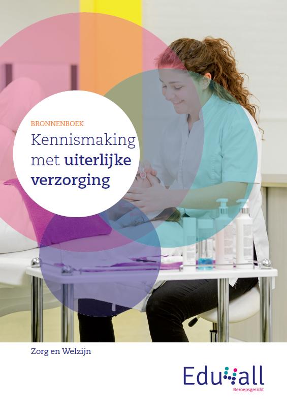 Afbeelding van Bronnenboek Kennismaking met uiterlijke verzorging