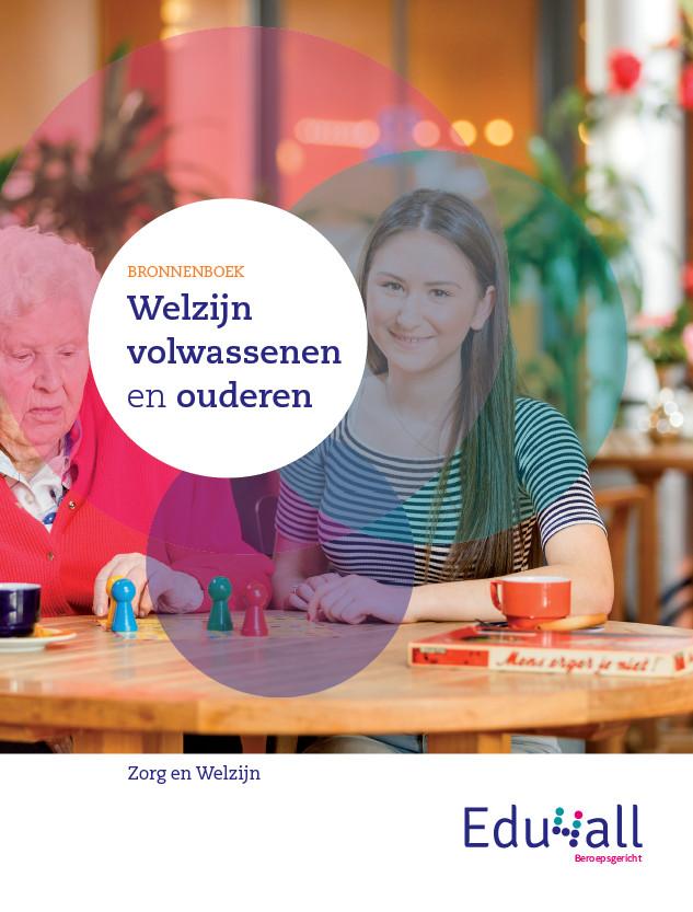 Afbeelding van Bronnenboek Welzijn volwassenen en ouderen