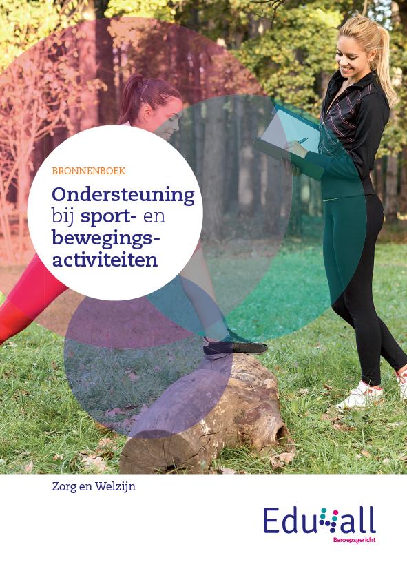 Afbeelding van Bronnenboek Ondersteuning bij sport- en bewegingsactiviteiten