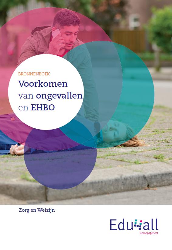 Afbeelding van Bronnenboek Voorkomen van ongevallen en EHBO