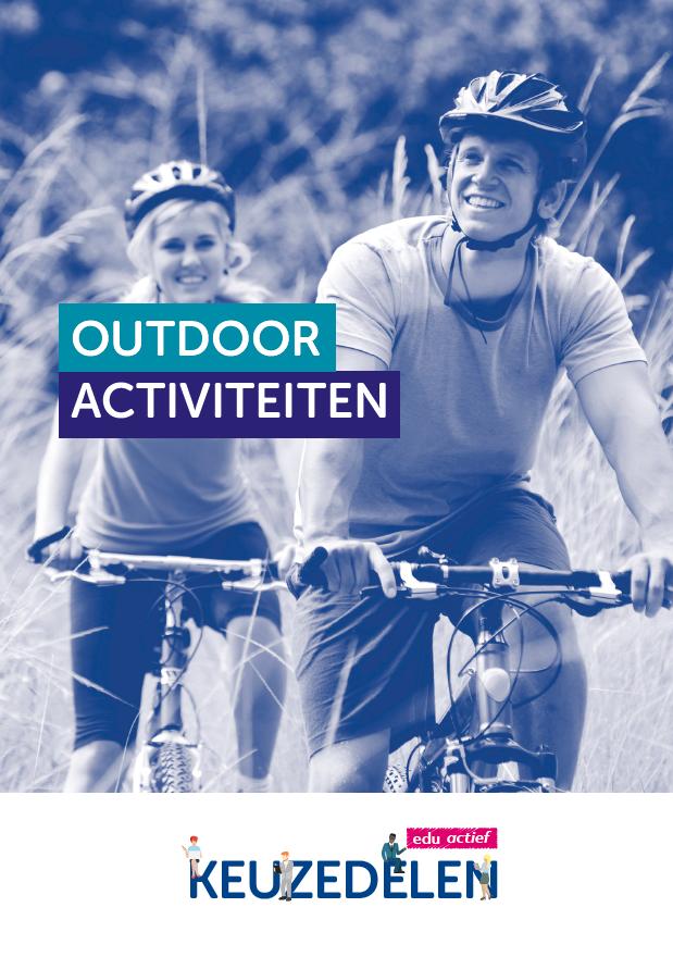 Afbeelding van Keuzedeel Outdoor activiteiten | combipakket