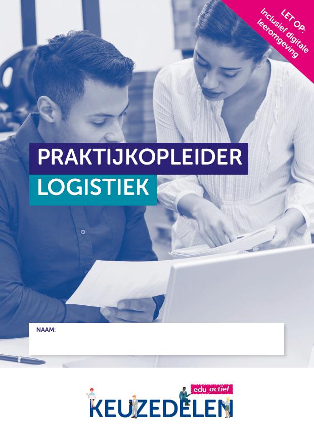 Afbeelding van Keuzedeel Praktijkopleider Logistiek | combipakket