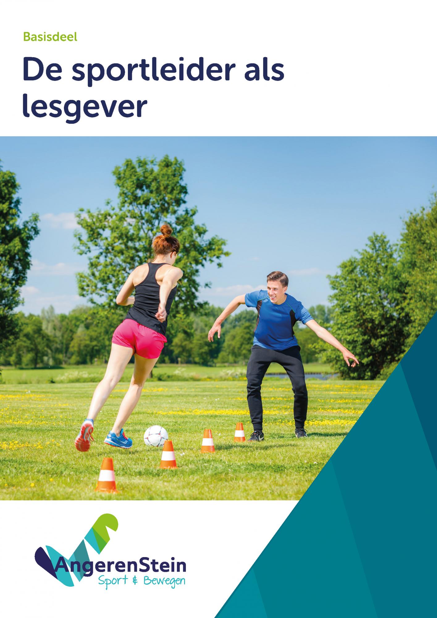 Afbeelding van De sportleider als lesgever | combipakket