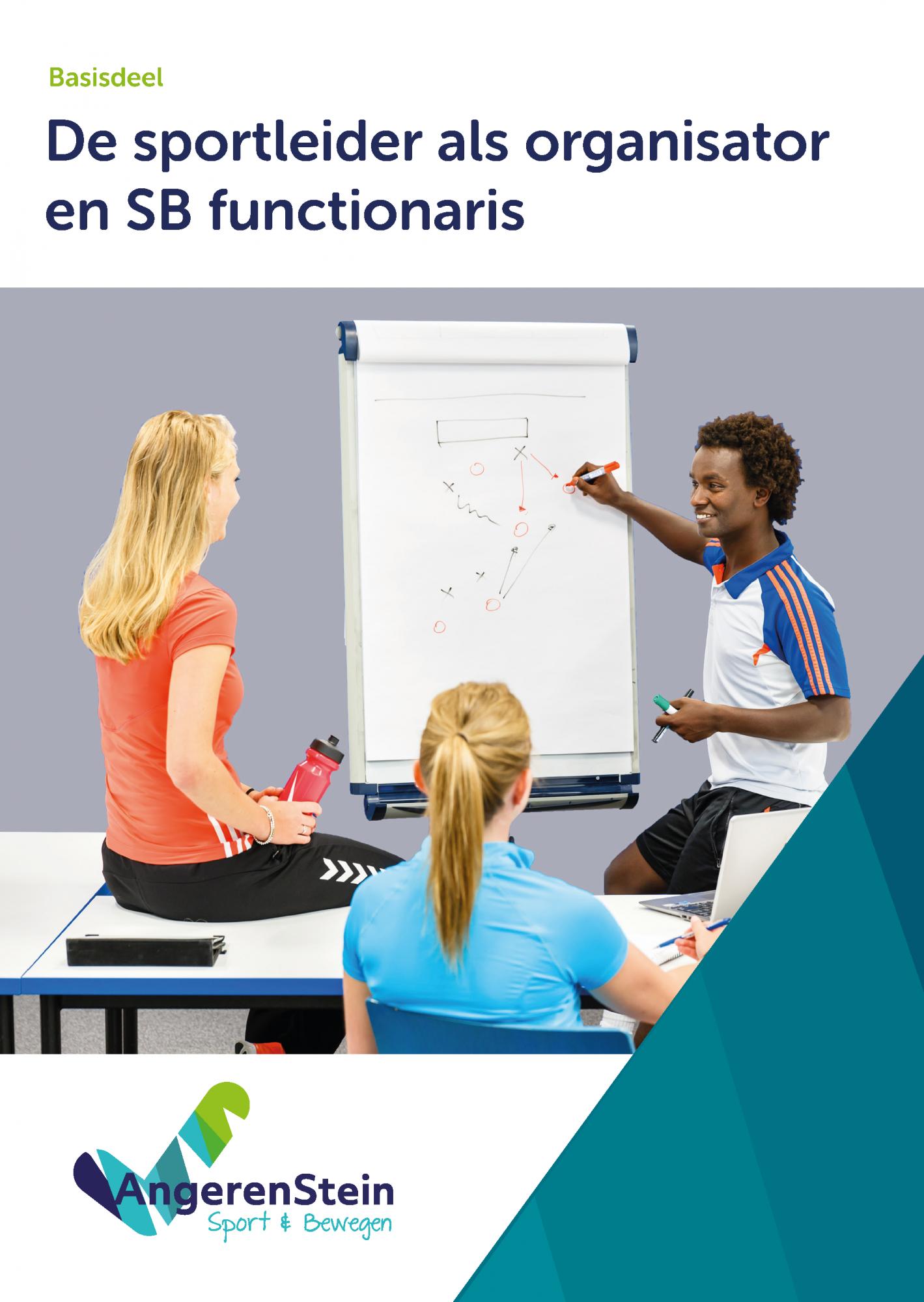 Afbeelding van De sportleider als organisator en SB functionaris | combipakket
