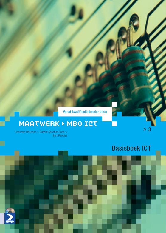 Afbeelding van Basisboek ICT / deel Niveau 3
