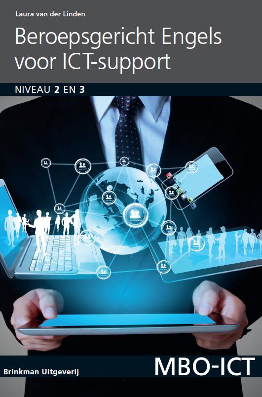 Afbeelding van Beroepsgericht Engels voor ICT support / niveau 2 en 3