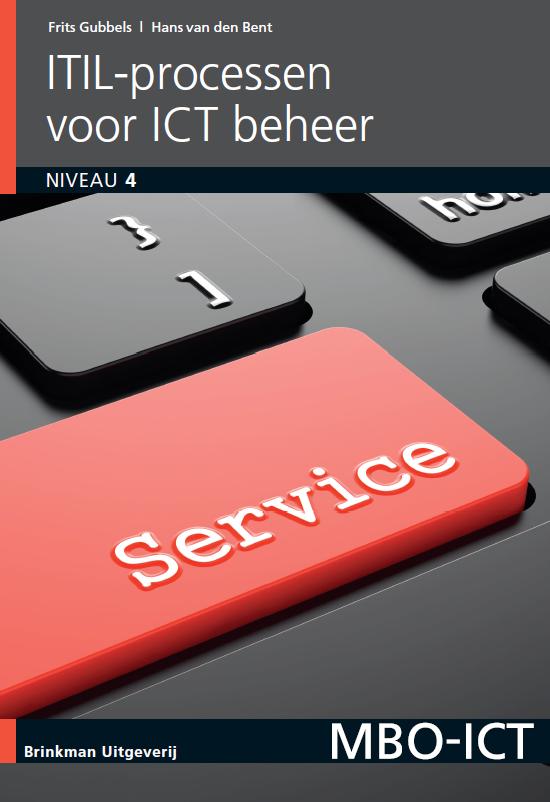 Afbeelding van ITIL-processen voor ICT-beheer