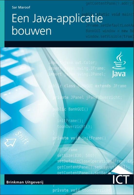 Afbeelding van Een Java-applicatie bouwen