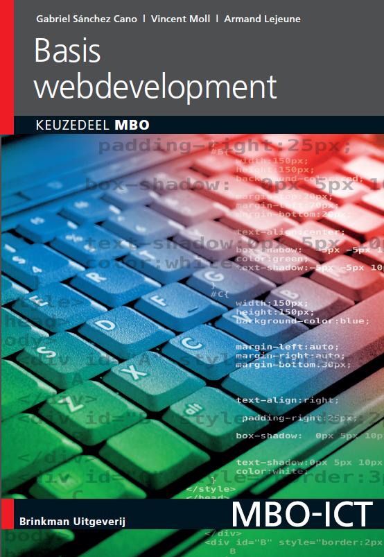 Afbeelding van Basis Webdevelopment (K0721)