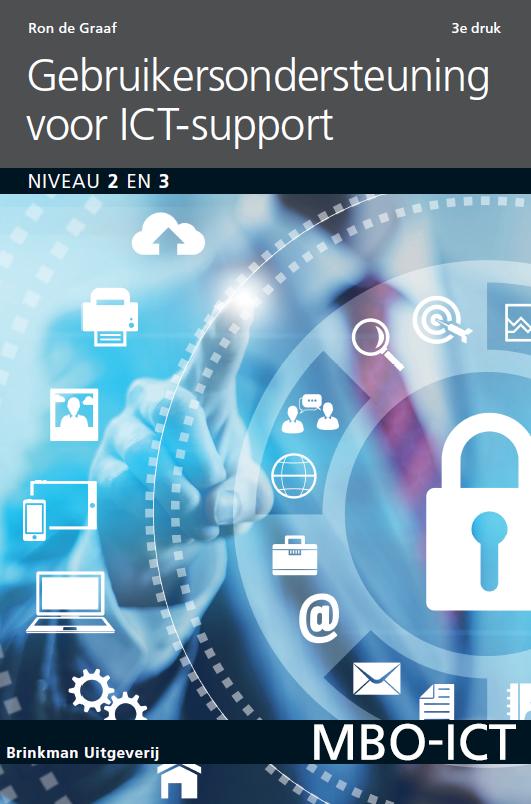 Afbeelding van Gebruikersondersteuning voor ICT support / druk 3