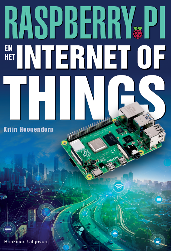 Afbeelding van Raspberry Pi en het Internet of Things