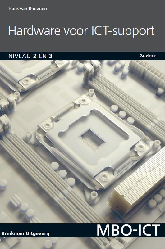 Afbeelding van Hardware voor ICT-support / druk 2