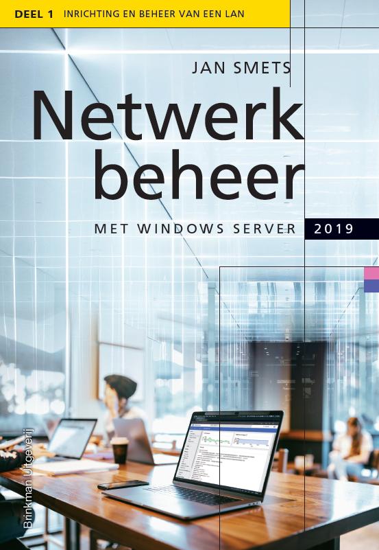 Afbeelding van Netwerkbeheer met Windows Server 2019 / deel deel 1 Inrichting en beheer op een LAN