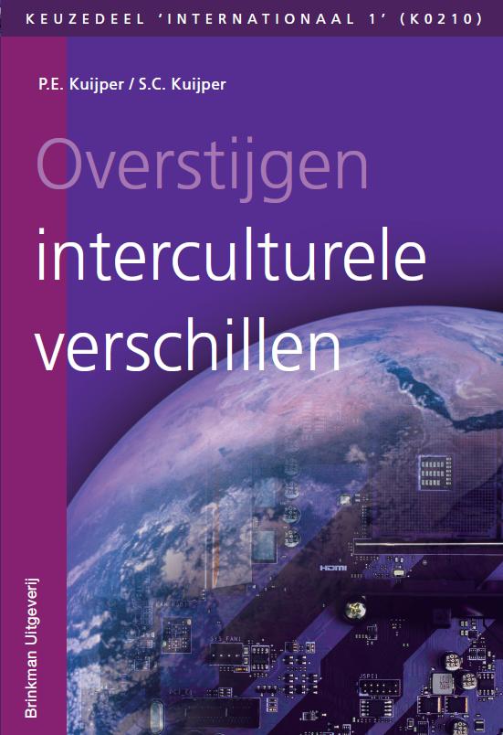 Afbeelding van Internationaal 1: Overbruggen (inter)culturele diversiteit (K0210)/ Overstijgen interculturele verschillen