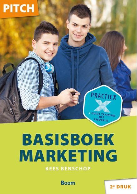 Afbeelding van Basisboek marketing (2e druk)