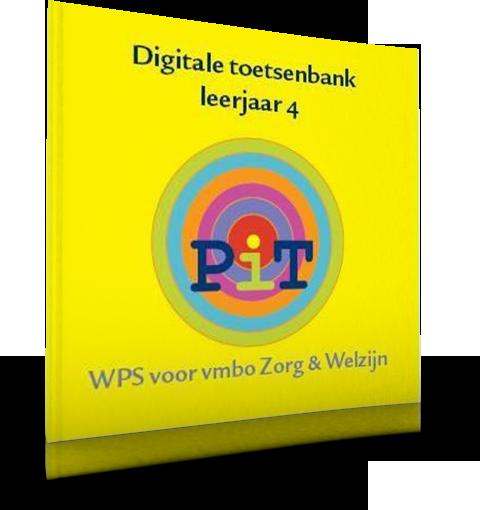 Afbeelding van PiT Z&W Toetsenbank leerjaar 4