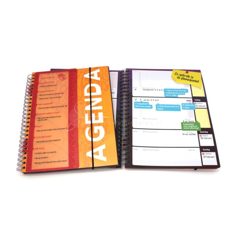 Afbeelding van Plan-agenda