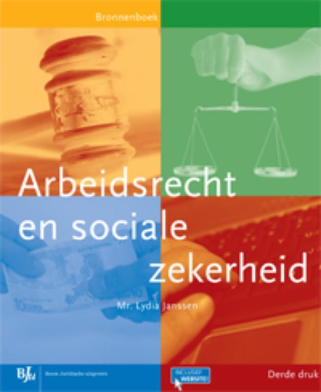 Afbeelding van Arbeidsrecht en sociale zekerheid
