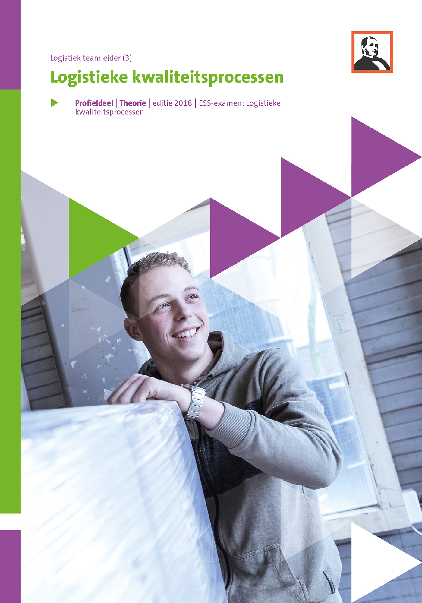 Afbeelding van Logistieke kwaliteitsprocessen (niveau 3) (A4)