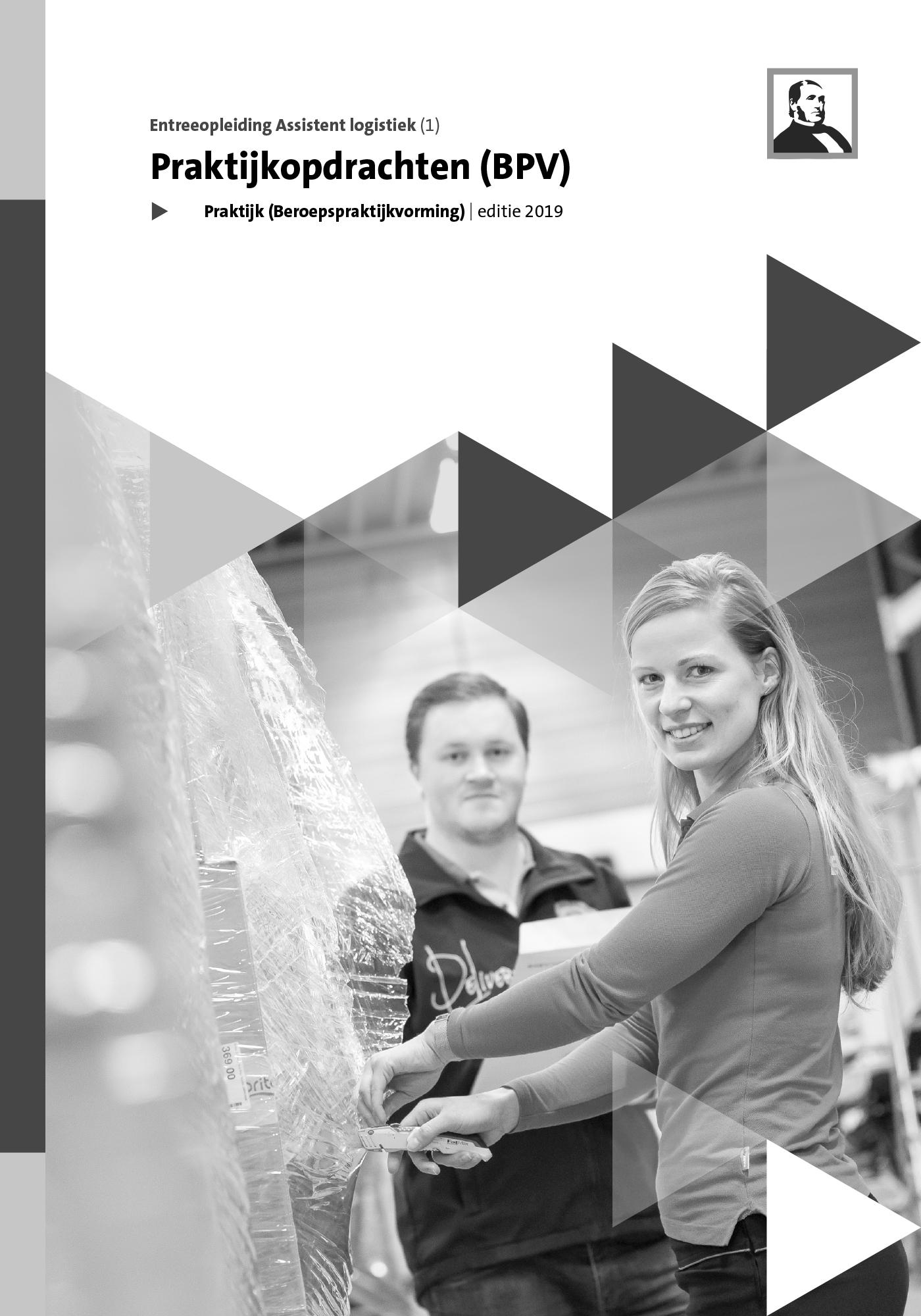 Afbeelding van Praktijkopdrachten Entree Assistent logistiek