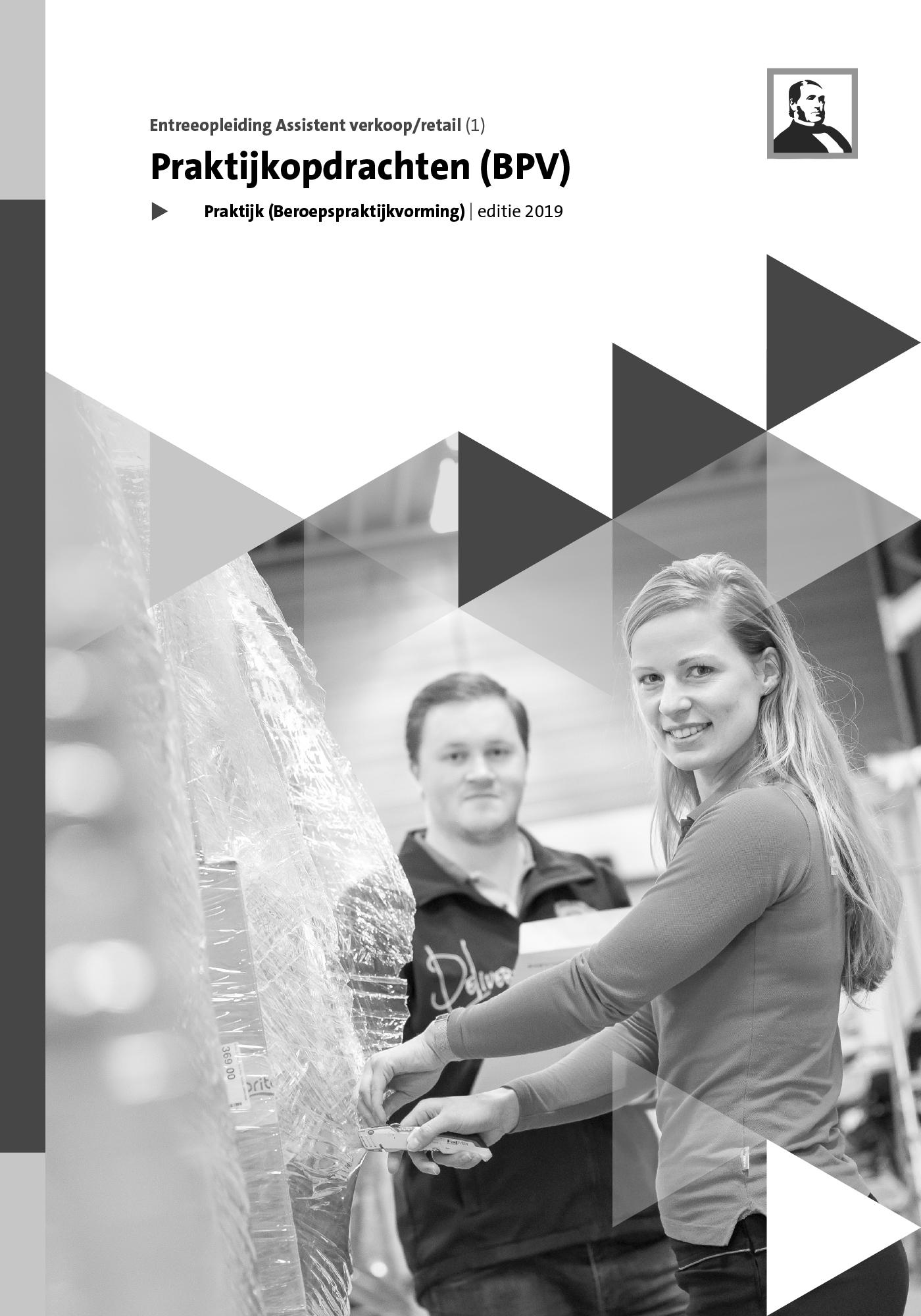 Afbeelding van Praktijkopdrachten Entree Assistent verkoop/retail