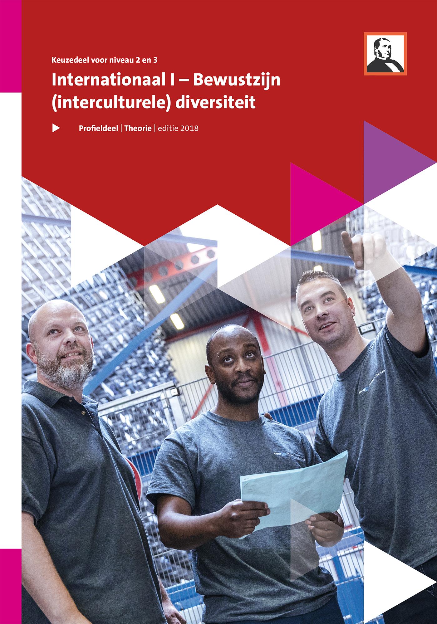 Afbeelding van Internationaal I: Bewustzijn (interculturele) diversiteit (niveau 2 en 3) (A4)