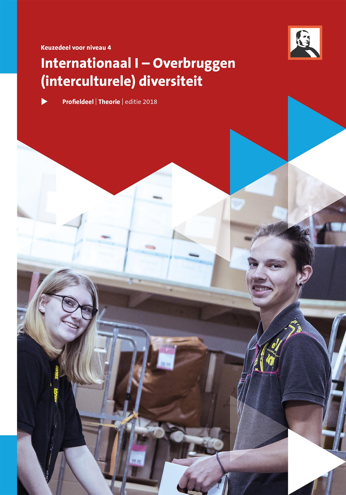 Afbeelding van Internationaal I: Overbruggen (interculturele) diversiteit (niveau 4) (A4)