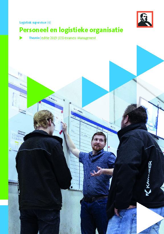Afbeelding van Personeel en logistieke organisatie (niveau 4) (A4)