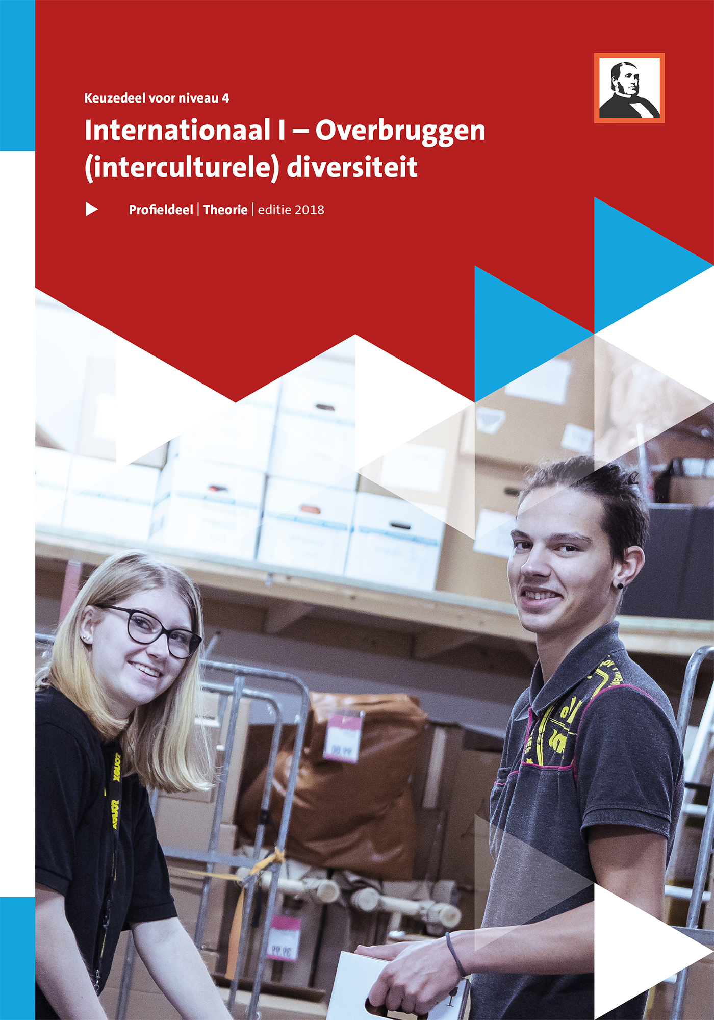 Afbeelding van Internationaal I: Overbruggen (interculturele) diversiteit (niveau 4) (A4)