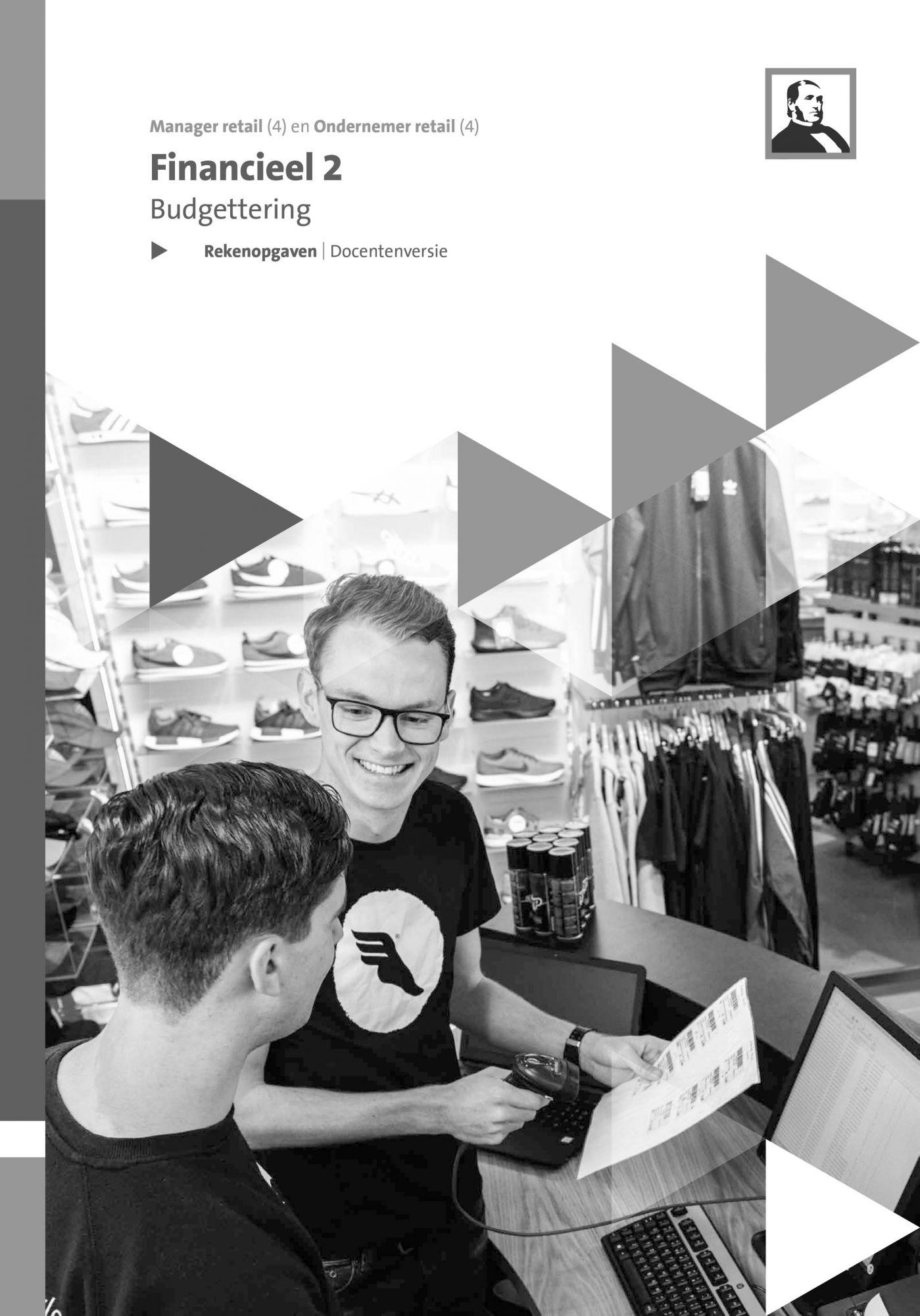 Afbeelding van Extra rekenopgaven Financieel 2 (Retail N4)