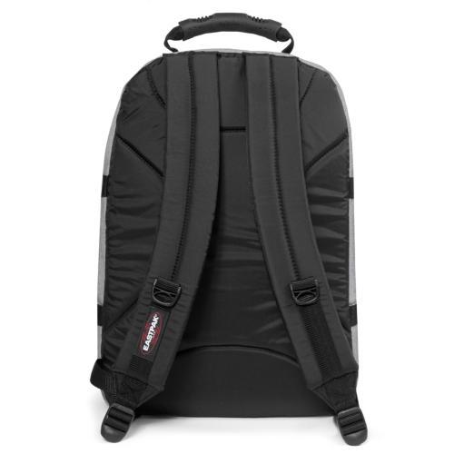 De Eastpak provider is een ruime rugzak uit de Authentic serie van Eastpak. De rugzak heeft twee grote hoofdvakken met ritssluiting, de hoofdvakken zijn geschikt voor A4-formaat. U kunt uw laptop in deze tas veilig opbergen in het gewatteerde laptopvak, het laptopvak biedt ruimte voor laptops van maximaal 16 inch. Het voorvak is goed georganiseerd met meerdere vakken en een sleutelhanger. De rug van de tas is gewatteerd zodat de tas extra comfortabel is, daarnaast zijn de verstelbare schouderbanden ook gewatteerd.
