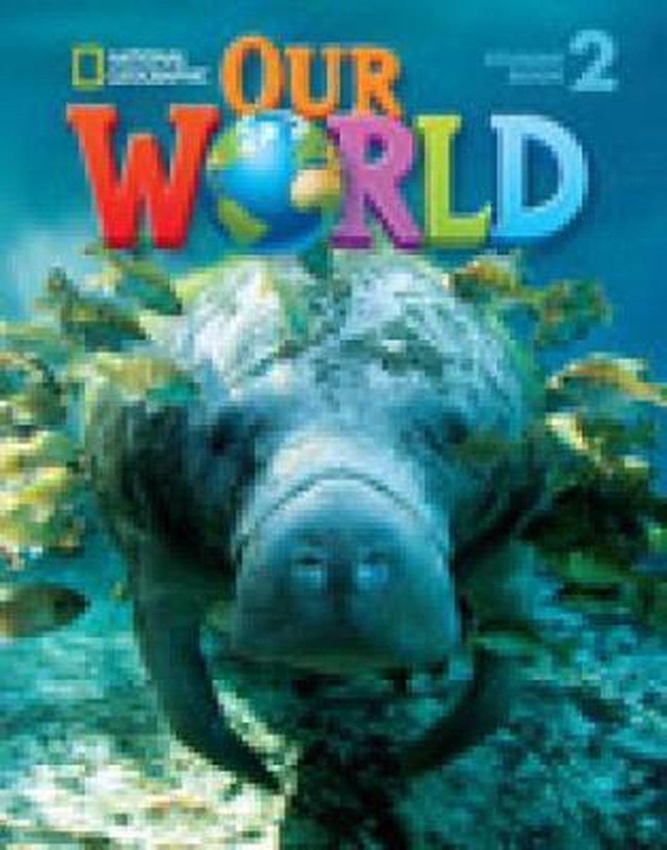 Afbeelding van Our World 2 workbook + audio-CD
