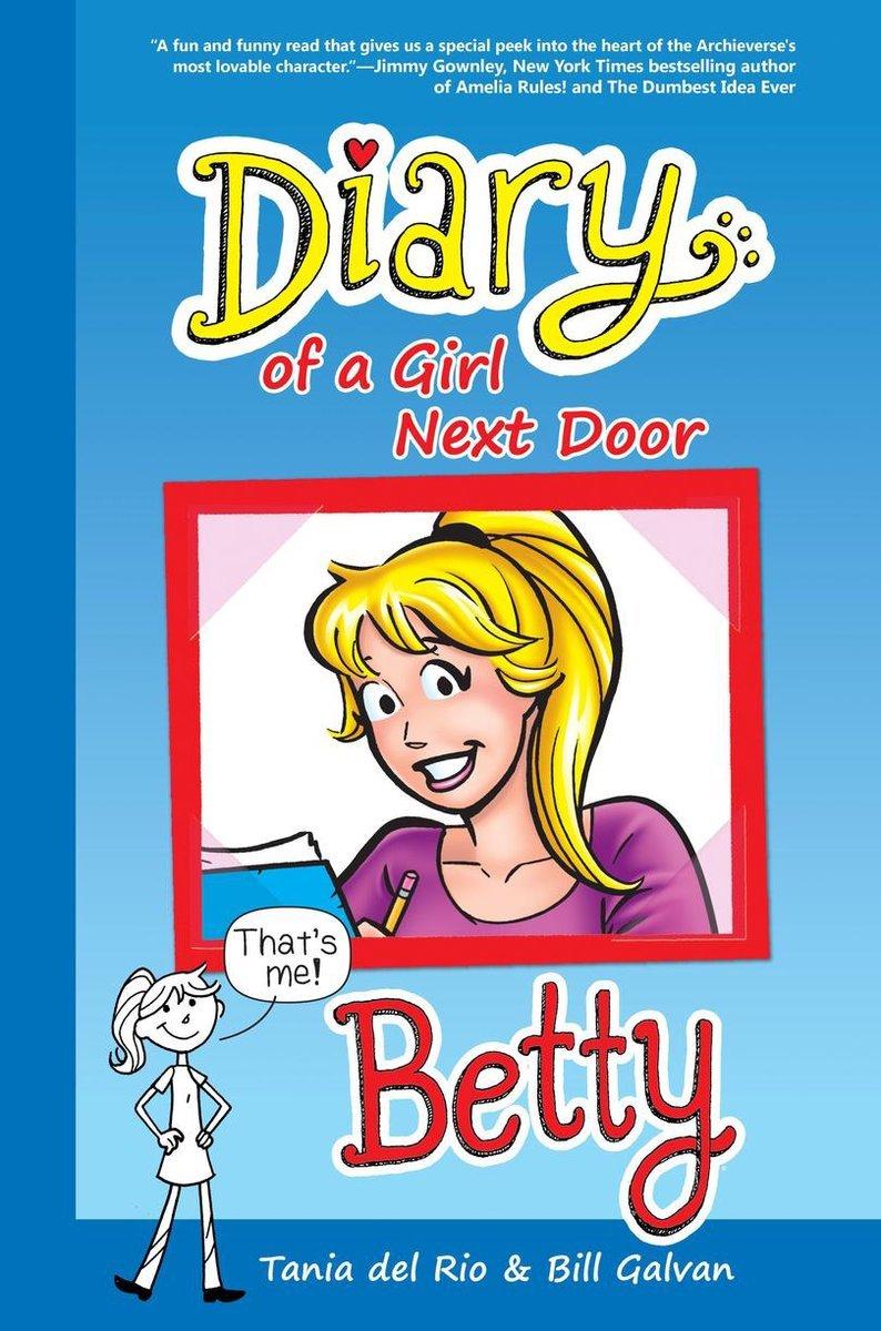 Afbeelding van Diary Of A Girl Next Door: Betty